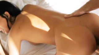 HD PureMature Anissa Kate Natural 36DD Bath Sex