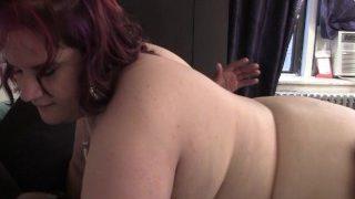 BBW sexy mae gets fucked
