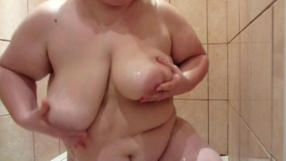 fat milf fucks herself in the shower items